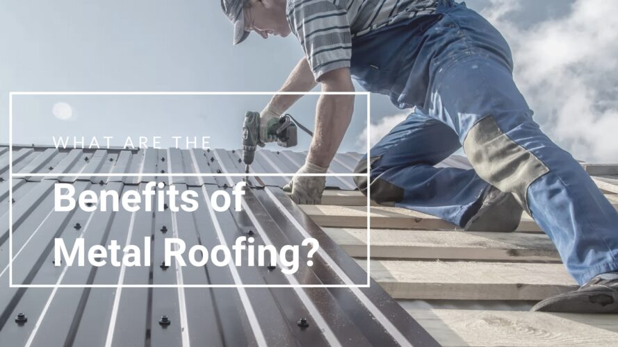 What Are the Benefits of Metal Roofing
